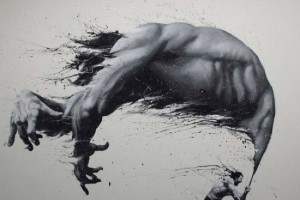 Universal Truth, New Blog, Random, Finger Paintings, Paolo Troilo, Italian, Art,